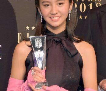 Kōki     映画に出ていなくても、シネマアワード受賞で未来は明るい!