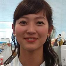 田中 優奈アナ